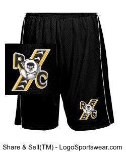 Adult Ultimate Fit Mesh Short Design Zoom